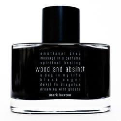 Wood and Absinth perfume
