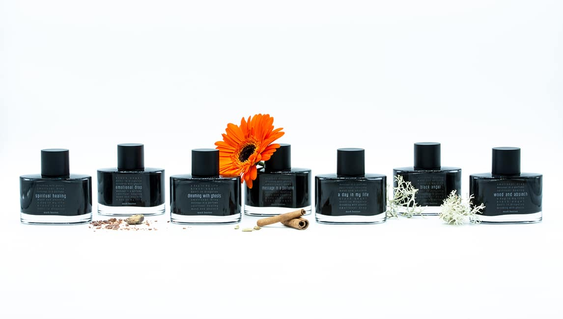 Discover Mark Buxton Perfume Collections 2018